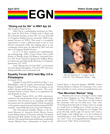 National lesbian, gay, bisexual and transgender rights groups issue joint open letter on the killing of Trayvon Martin
