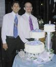 2006-06-10 Rich and Carl Wedding