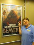 LBT Women check out Beavers