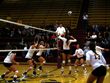 LBT Women go to Gannon Women's Volleyball