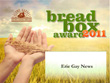 Bread Box Award from Erie Food Bank for Picnic donation