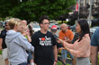 Erie County rally celebrates Marriage Equality Ruling