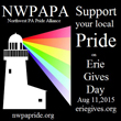 NWPA Pride Alliance Participates In Its First Erie Gives Day