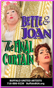 US Premiere of Bette and Joan: The Final Curtain at Buffalo United Artists