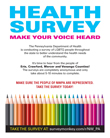Make Your Voice Heard on LGBTQ Health