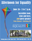Announcing the 6th Annual Afternoon for Equality
