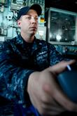 Erie native stands watch aboard USS Oscar Austin as ship arrives in Bulgaria