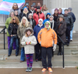 TransFamily of NW PA holds Transgender Day of Remembrance Candlelight Vigil
