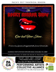 PACA Presents 'Rocky Horror Show' Live - Oct 6-29