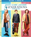 Enter to win 3 Generations Blu-ray!
