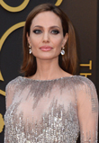 LGBT History Month - Angelina Jolie - Actress