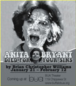 Buffalo United Artists: Anita Bryant Died for Your Sins
