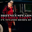 Enter to win a digital copy of Slumber Party remixes from Britney Spears!