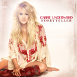 Enter to win a copy of Storyteller from Carrie Underwood!