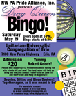 Drag Queen Bingo! on May 19