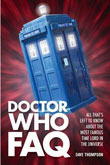 Win Doctor Who FAQ by Dave Thompson from Applause Books!