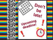 Deadline for November 2017 print edition (issue # 264) of Erie Gay News is Sunday, October 15