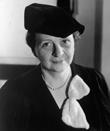 LGBT History Month - Frances Perkins - U.S. Cabinet Member