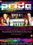 2nd Annual Jamestown Pride Conference Oct 24