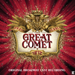 Enter to win the Natasha, Pierre & The Great Comet of 1812 Original Broadway Cast Recording!