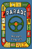 Enter to win a signed copy of Michael Graves' new novel, Parade