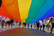 Parade units for March to Pride Fest on August 27