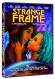 Win Strange Frame DVD from Wolfe Video