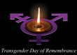 2014 Transgender Day of Remembrance Vigil Nov 23