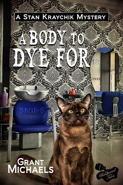 Enter to win A Body To Dye For by Grant Michaels!
