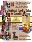 Food Drive Poster 2008-12