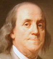 National Gay History Project - Week 4 - Benjamin Franklin: Writer, inventor, statesman and friend to gays