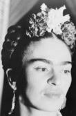 LGBT History Month - Day 17 - Frida Kahlo