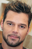 LGBT History Month - Day 22 - Ricky Martin