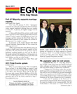 Report on Erie Town Hall Meeting & Equality on the Rocks on Jan 26