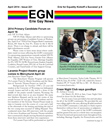 Erie Area for Equality Kickoff meeting